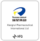 Xiangrui Pharmaceutical International Ltd