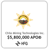 Chile Mining Technologies Inc.