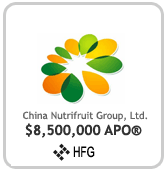 China Nutrifruit Group, Ltd