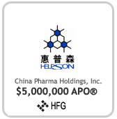 China Pharma Holdings, Inc.