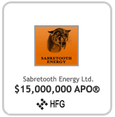 Sabretooth Energy Ltd.