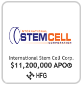 International Stem Cell Corp.