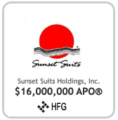 Sunset Suits Holdings, Inc.